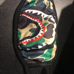Bape shark mask (look at comments)